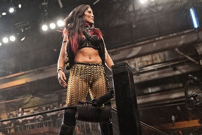 Ivelisse is a badass