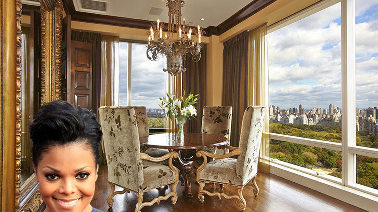 Rent Janet Jacksons Trump International Pad For 35KMonth  Curbed NY