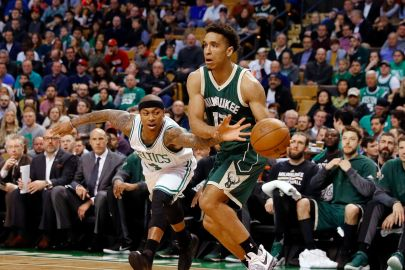 Image result for malcolm brogdon bucks celtics