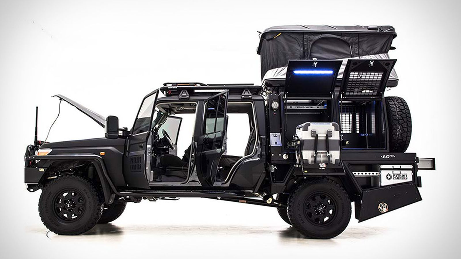 Titan Motorhome Wiring Diagram Burly Adventure Camper Is Prepped To Go Off Grid Curbed