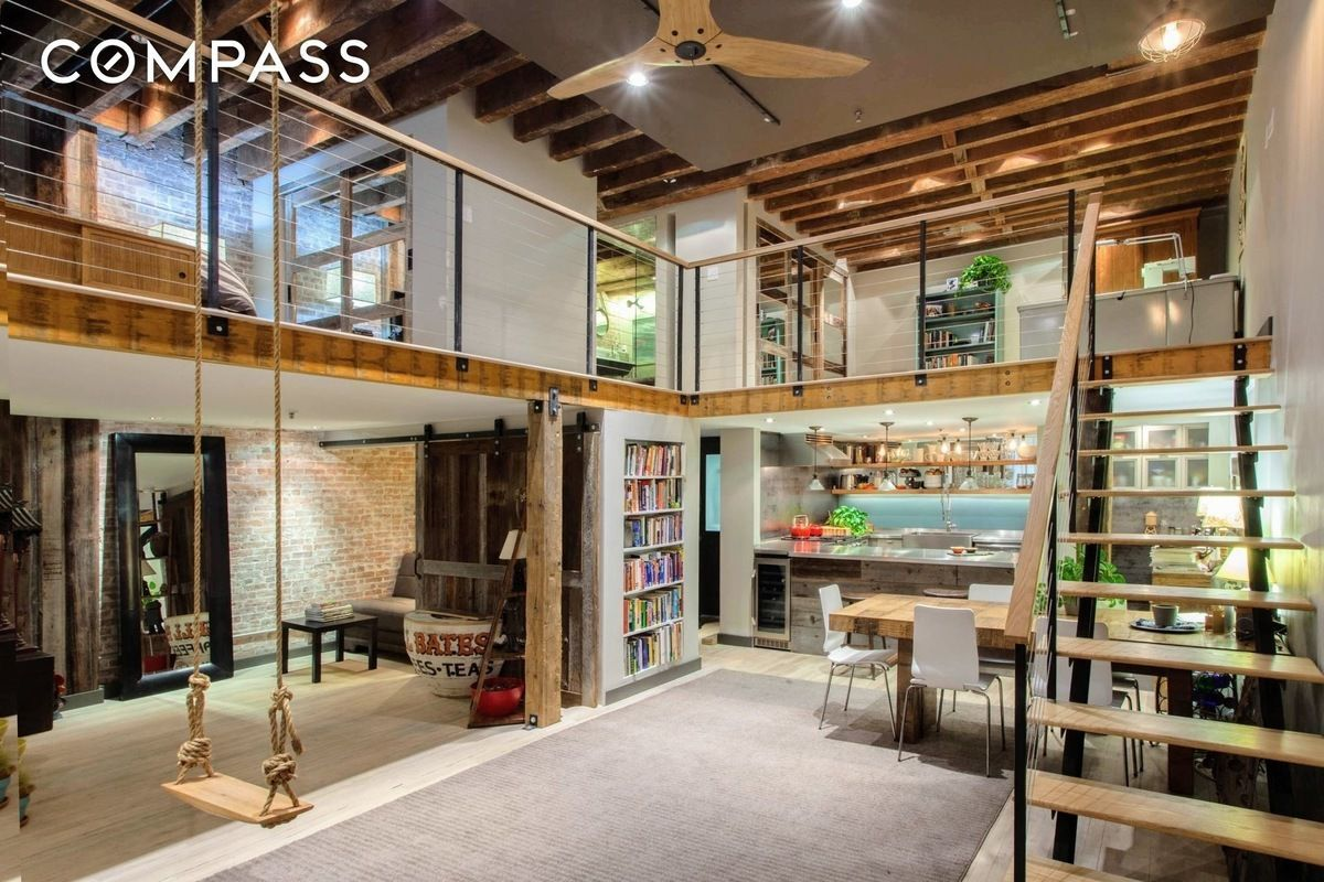 Renovated Tribeca loft with rustic touches wants $1.65M
