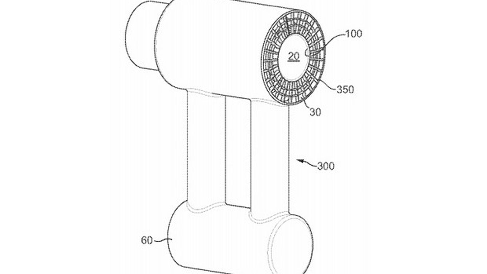 Dyson wants to silence the hair dryer, according to patent