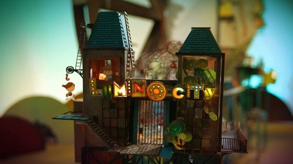 Stunning 'lumino City' Video Game Of Paper