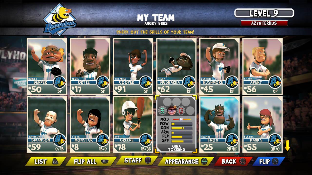 Super Mega Baseball Gameplay Screenshots Polygon
