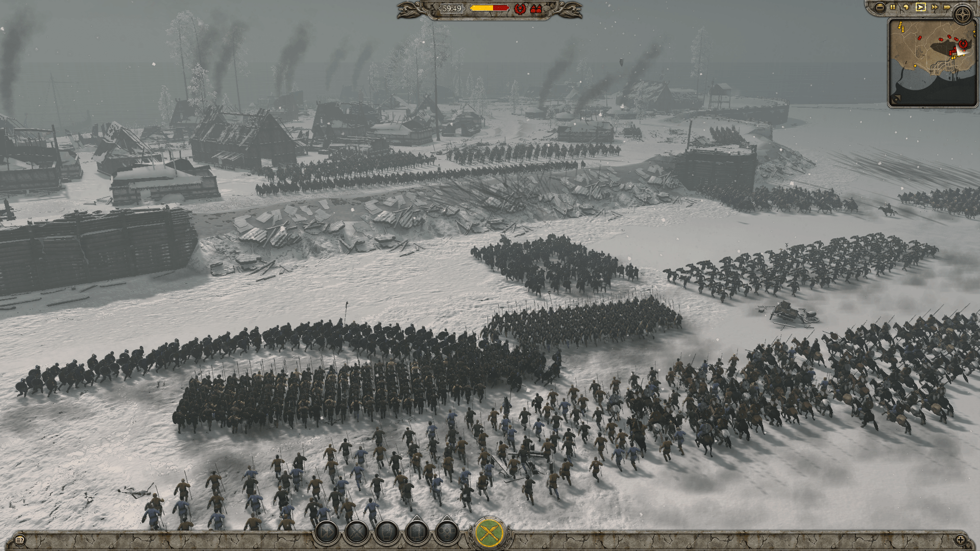I played Attila Total War for a few hours and became a warmongering Dark Age tyrant  Polygon