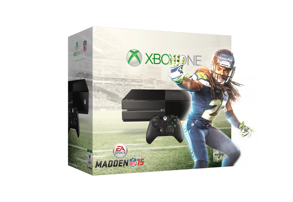 Madden 15 Xbox One Bundle Announced