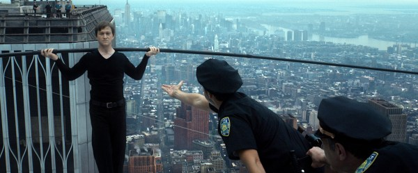 Philippe Petit Twin Towers Walk