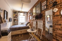 Yorker Lives Comfortably In 90 Square Feet