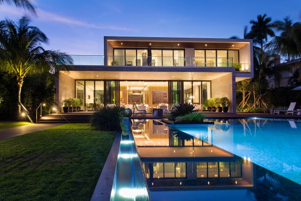Beautiful Miami Beach Contemporary Asks 23m - Curbed