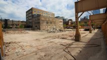 Construction In Chicago Hot West Loop - Curbed