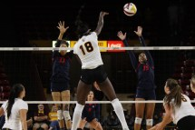 Asu Women' Volleyball Swept In Pac-12
