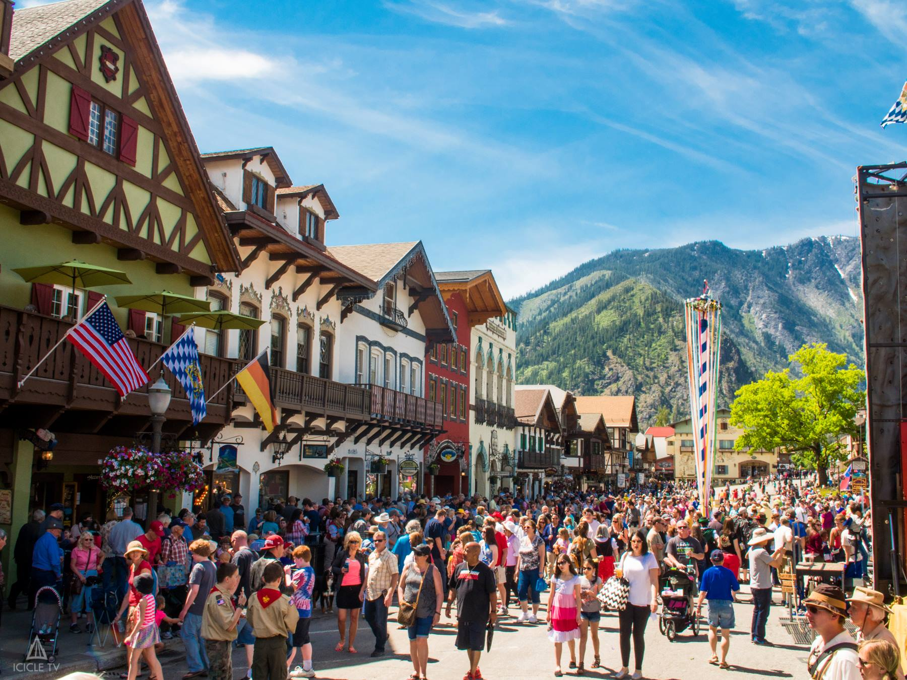 Where to Eat in Leavenworth This Summer  Eater Seattle