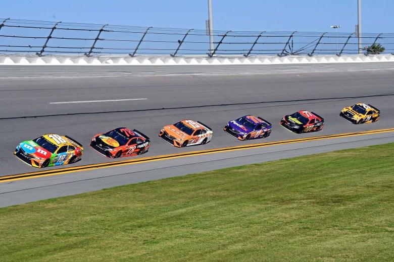 Sb Nation Nascar Qualifying Daytona 2016 - Circuit Diagram Maker