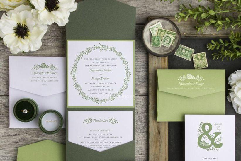 Wedding Stationery Shopping List
