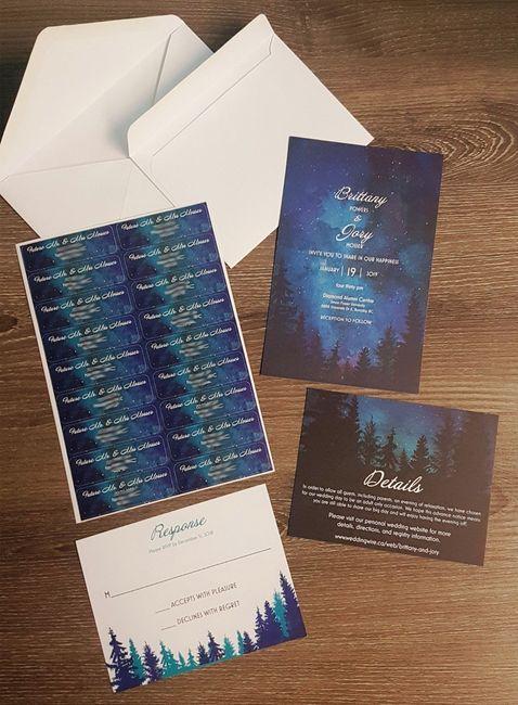 vistaprint invitations my review