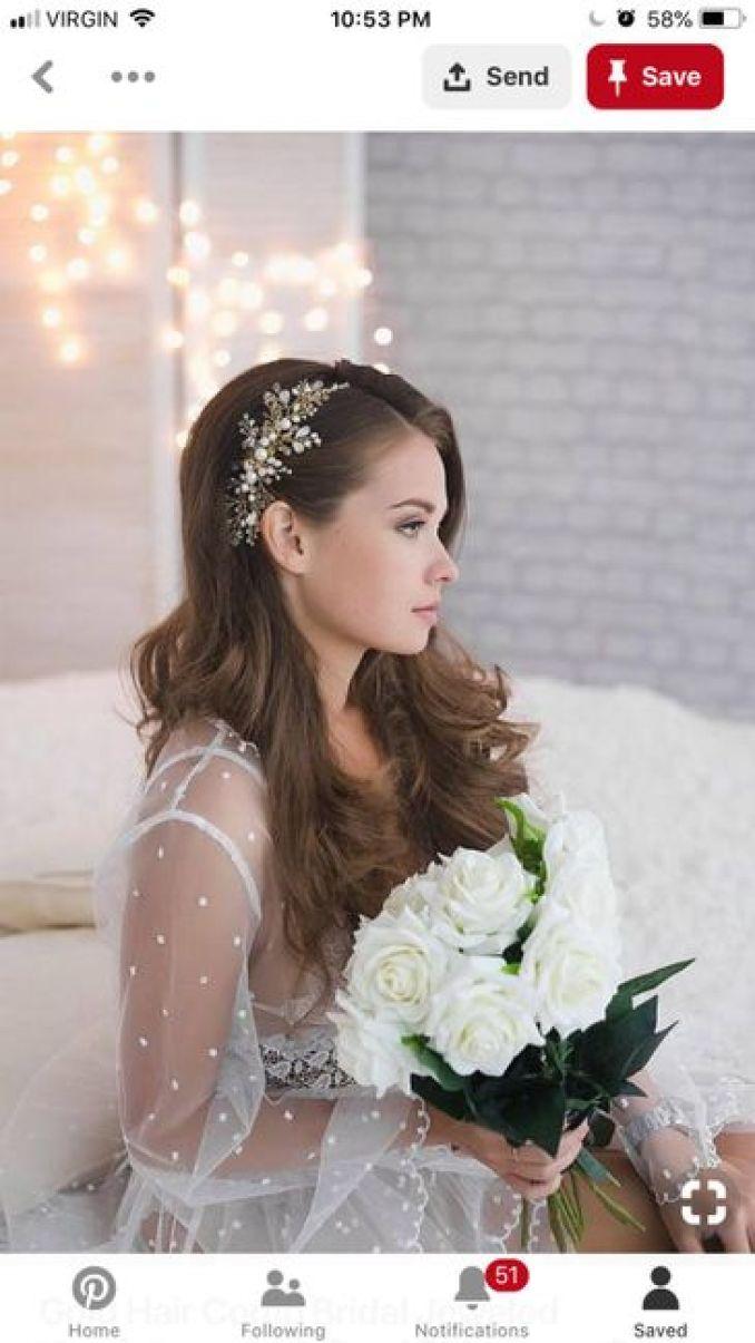 hair accessories - wedding fashion - forum weddingwire.ca