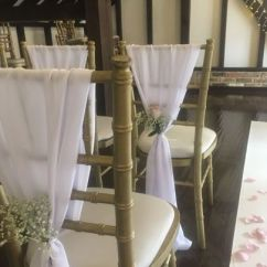 Wedding Chair Covers Eastbourne 2 Seat Chairs Emily Jade Venue Styling