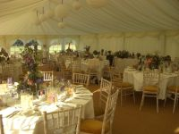 Wedding Marquee Interior from White Tent Events | Photos