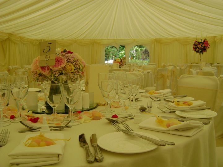 chair covers kingston mid century kitchen table and chairs hampton court palace golf club