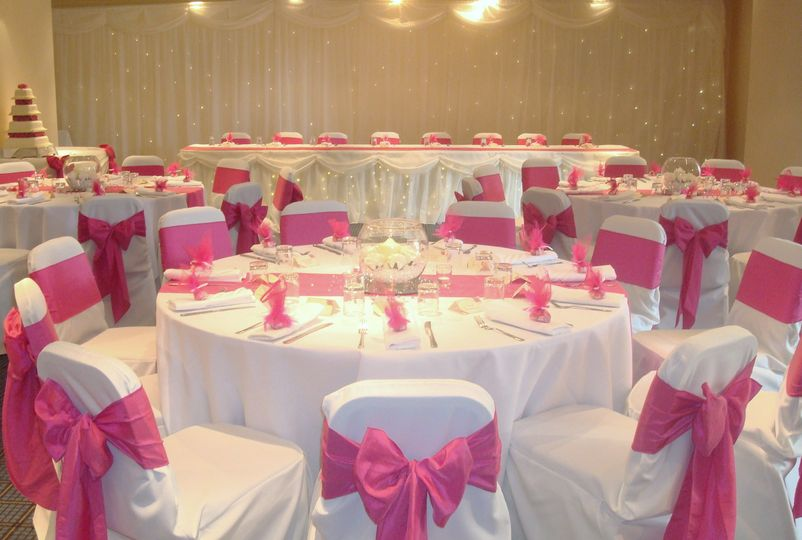 chair covers morecambe hon office guest chairs events by design dinner jacket napkin folding at holiday inn
