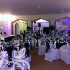 Chair Cover Hire Leicestershire Swing B&q Newstead Abbey Wedding Picture From Changing Chairs | Photos