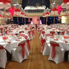 Chair Covers For Weddings Basingstoke Outdoor Wooden Tip Top Balloons Balloon Decor And