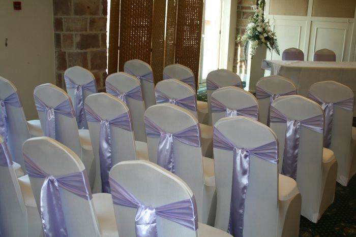 chair cover hire manchester uk adirondack exquisite rooms and balloons our bay trees