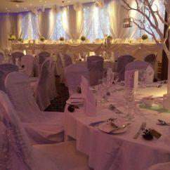Wedding Chair Covers Pontypridd Balans Kneeling Add A Little Sparkle Barry Winter