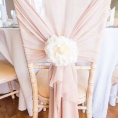 Wedding Chair Cover Hire Pembrokeshire Wood Lounge Outdoor Pink Ruffle Hood From Ellis Events Bespoke Vintage Nude