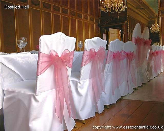 chair covers and sashes essex bedroom philippines white pink from flair photos cover silver sash