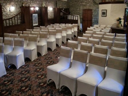 chair cover hire sunderland round table 6 chairs infinity event styling covers wedding