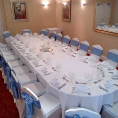 Chair Covers For Weddings Basingstoke Tub Slipcovers Canada Red Lion Hotel Cake Cutting Intimatr Wedding