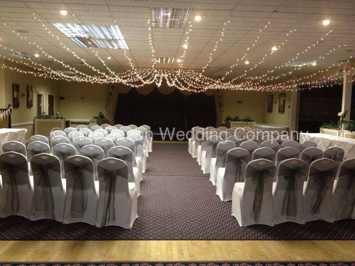 chair cover hire exeter white wood the devon wedding company