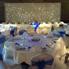 Chair Covers Yeovil Double Egg B M Tj Events Full Venue Decor