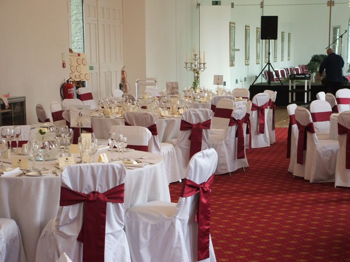 wedding chair covers swansea anti gravity hanging sahses swans decorators from