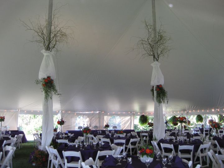 chair cover rentals findlay ohio local meredith party event toledo oh weddingwire the driveway tent interior