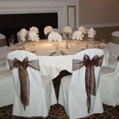 Chair Cover Rentals Hartford Ct Swivel Spare Parts Affair Event Clinton Weddingwire Villarosachairsafter