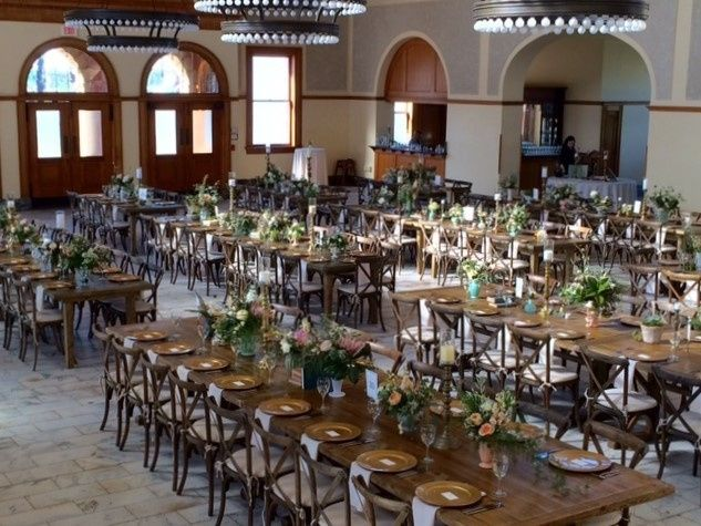 chair cover rentals dallas texas table and tlc event tx weddingwire natural wood farm tables x back pilgrim chairs gold lacquer chargers delivery