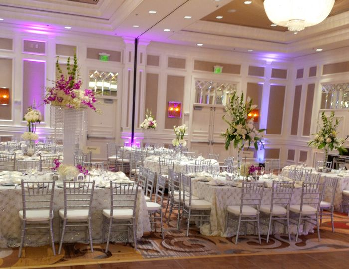 chiavari chairs rental houston office chair in chennai t s4g party decor event rentals sugar land tx elegant wedding reception with beautiful lacy and sequince chiffon table linens crystal silver