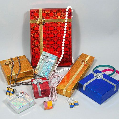 Fetpak Jewelry Boxes