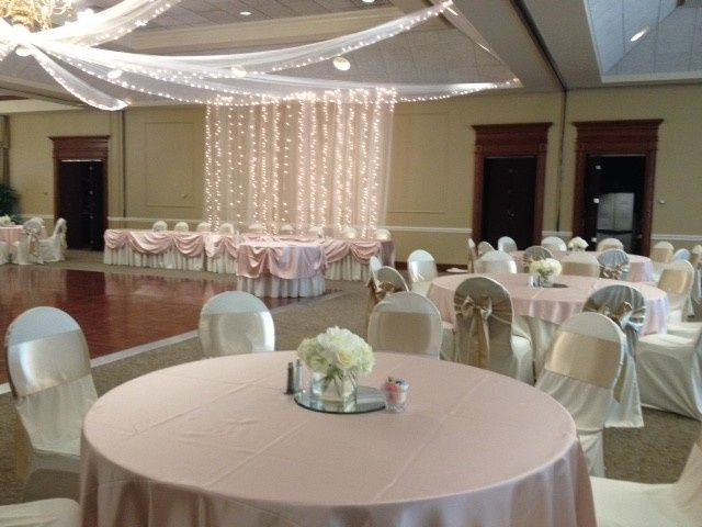 wedding chair cover hire bedford orange stackable chairs pj s flowers weddings nh weddingwire