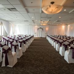 Chair Cover Rentals Dearborn Mi Swivel Leather Chairs Warren Valley Golf Banquet Center Venue Heights Violet Head Table Decor Indoor Ceremony Space And Setup