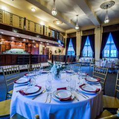 Wedding Chair Covers Rentals Seattle White Comfy Sanctuary At Admiral Venue Wa Weddingwire Main Ballroom Reception Area