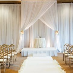 Chair Cover Rentals Baltimore Md Arne Jacobsen Egg Royal Sonesta Harbor Court Venue Weddingwire Lobby Indoor Wedding Setup