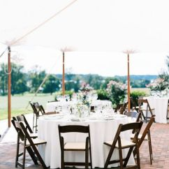 Chair Cover Rentals Baltimore Md Fabric Folding Chairs Eastern Shore Tents Events Event Chestertown Setting Up White Round Table Setup
