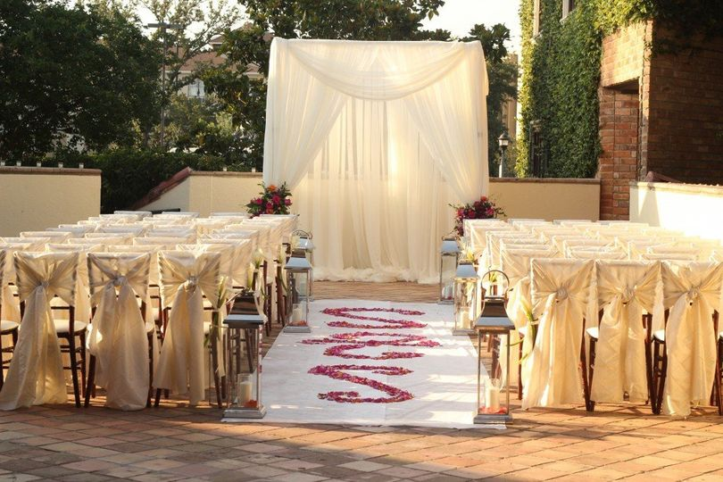 chair covers and more houston electric stair n event rentals tx weddingwire outdoor wedding