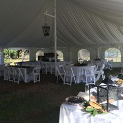 Chair Cover Rentals Florence Sc Arrow Sewing Complete Rental Event Weddingwire Inside The Tent
