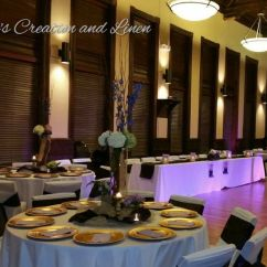 Chair Cover Rentals Macon Ga Old Fashioned Rocking Nursery Kate S Creations Linens Event Weddingwire