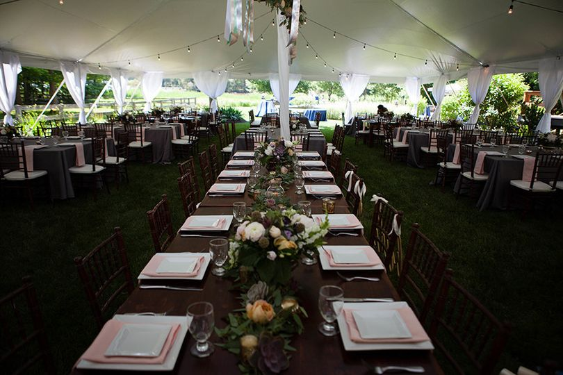 chair rentals in md covers for hire randburg price events event chestertown weddingwire long tables