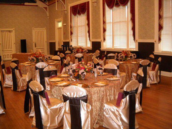 chair cover rentals macon ga burlington coat factory high chairs brilliant linens event weddingwire bl1